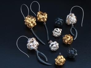whelk earrings