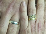 Pip and Ben's rings